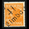 """SBZ: 1948, Bezirk 14, 25 Pfg. """"Limbach"""" (gepr. BPP)"""
