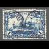 Kiautschou: 1913, Kaiserjacht 1 $, (2. Wahl, gepr. BPP)