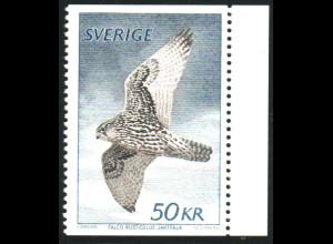 Schweden: 1981, Gerfalke 50 Kr.