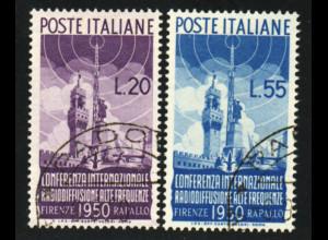 Italien: 1950, Radiokonferenz (M€ 90,-)