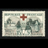 Frankreich: 1918, Rotes Kreuz (M€ 150,-)