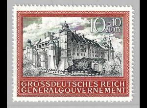 1944, Burg von Krakau