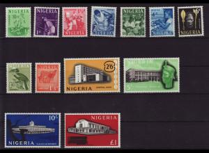 Nigeria: 1961, Freimarken