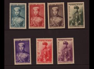 Vietnam unter Kaiser Bao-Dai: 1954, Kronprinz Bao-Long
