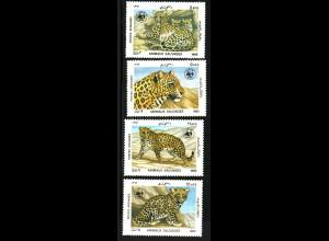 Afghanistan: 1985, Leopard (WWF-Ausgabe)