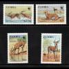 Sambia: 1987, Wasserböcke (WWF-Ausgabe)