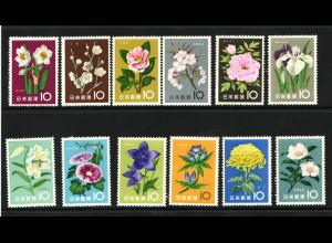 Japan: 1961, Blumen