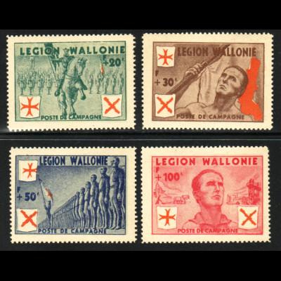 1942, Belgien: Ausg. für die wallonische Legion (M€ 180,-)