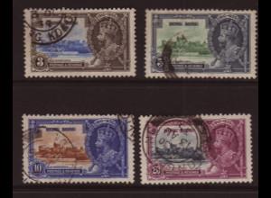 Hongkong: 1935, Regierungsjubiläum von König Georg V.
