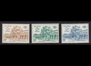 Belgien: 1967, Postpaketmarken: Bahnhof Arlon