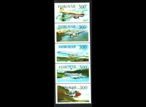 Färöer: 1985, Flugzeuge