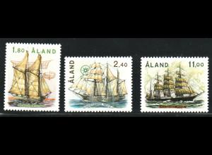 Ålandinseln: 1988, Segelschiffe