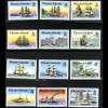 Pitcairn: 1988, Freimarken Historische Segelschiffe