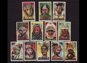 Guinea: 1965, Tanzmasken