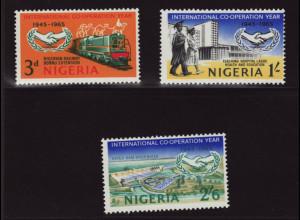 Nigeria: 1965, Vereinte Nationen