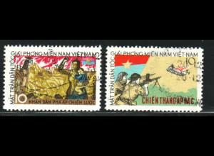 Nord-Vietnam: 1963, Ausgaben der Vietcong: Nationale Befreiungsfront