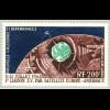 Neu Kaledonien: 1962, Fernsehsatellit Telestar