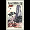 Kamerun: 1961, Freimarken-Überdruck 1 £ auf 500 Fr. (Höchstwert)