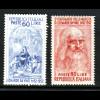 Italien: 1952, Leonardo da Vinci
