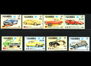 Gambia: 1986, Automobile