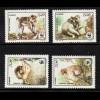 Algerien: 1988, Affen (WWF-Ausgabe)