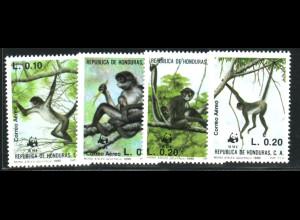 Honduras: 1990, Affen (WWF-Ausgabe)