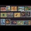 Ghana: 1959, Freimarken Nationale Symbole
