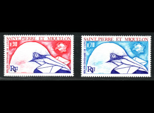 St. Pierre und Miquelon: 1974, UPU (Basstölpel)