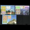 Hongkong: 1997, Blocksatz Briefmarkenausstellung (Vergangenheit und Gegenwart)