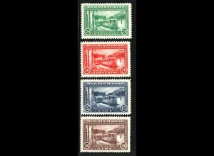 San Marino: 1932, Eisenbahn (Erstfalz, für postfrisch M€ 300,-)