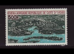 Elfenbeinküste: 1971, Afrikanische Riviera