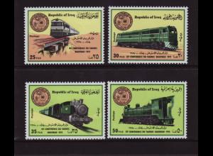 Irak: 1975, Lokomotiven