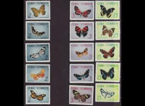 Kuba: 1965, Schmetterlinge