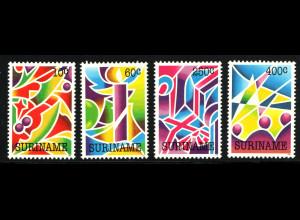 Surinam: 1992, Weihnachten