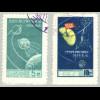 Nordkorea: 1960, Mondsonden Lunik 2 und 3