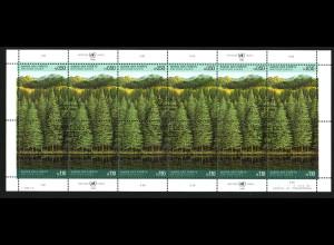 UNO Genf: 1988, Kleinbogen Wald