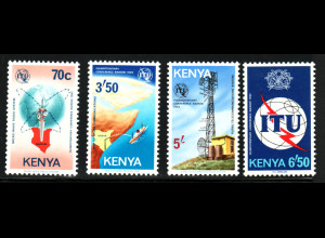 Kenia: 1982, UIT-Konferenz