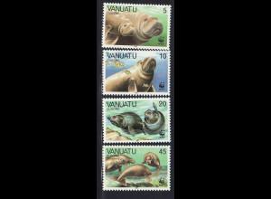Vanuatu: 1988, Seekühe (WWF-Ausgabe)
