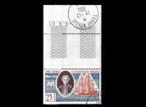 TAAF: 1960, Entdecker der Kerguelen (Segelschiff)