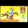 Hongkong: 1991, Blockausgabe Olympiade Albertville und Barcelona