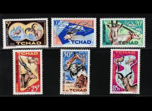 Tschad: 1965, Wildtiere