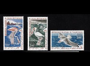 Mauretanien: 1961, Vögel