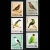 Sambia: 1977, Einheimische Vögel