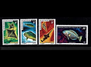 Dschibuti (Afar und Issa): 1971, Fische