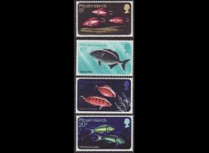 Pitcairn: 1970, Fische des Pazifiks