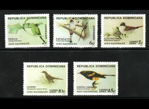 Dominikanische Republik: 1964, Vögel