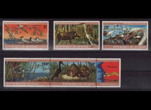 Senegal: 1978, Tiere aus dem Nationalpark Saloum-Delta