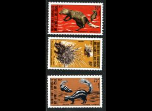 Dschibuti (Afar und Issa): 1975, Wildtiere