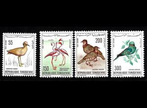 Tunesien: 1966, Vögel