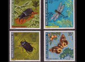 Wallis- und Futuna-Inseln: 1974, Schadinsekten